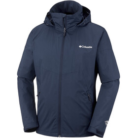 Columbia Inner Limits Jacket Men collegiate navy